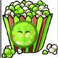 Team Green Trido Popcorn