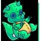 Bluegreen Trido Plushie