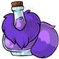 Purple Audril Morphing Potion