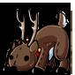Dancer Reindeer Plushie