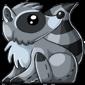 Cuddly Raccoon Plushie