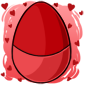 Heart Jakrit Egg