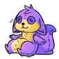 Purple Dabu Plushie