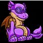 Purple Sharshel Plushie