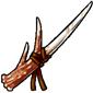 Antler Sword