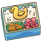 Ducky Bento Box