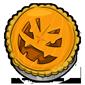 Jack O Lantern Pumpkin Pie