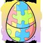 Jigsaw Jakrit Egg