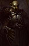 Half-Orc Male Portrait 2MORC1 L
