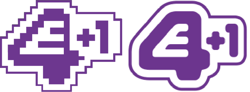 e41 logo and flash pixelated finished comparisonpng