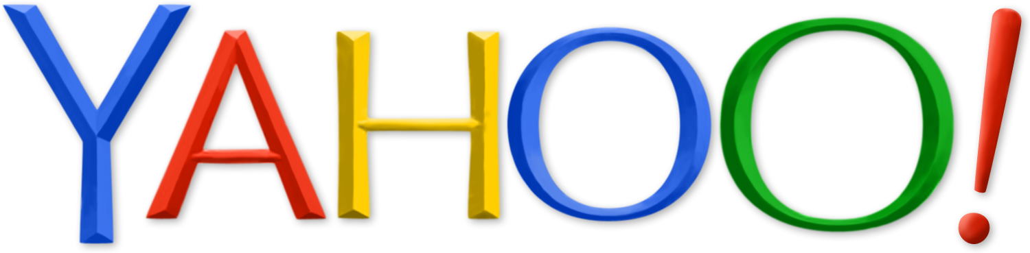 Image - New-yahoo-logo-in-google-colors.png   ICHC Channel Wikia ...