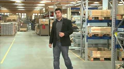 What is logistics? Warehouse systems from design to service