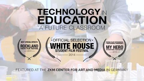 Technology in Education- A Future Classroom