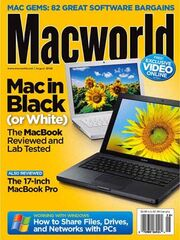 Macworld 0806 cover