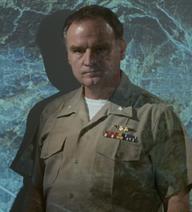 Captain Watson Portrait