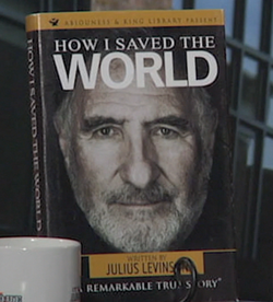 How I Saved the World cover