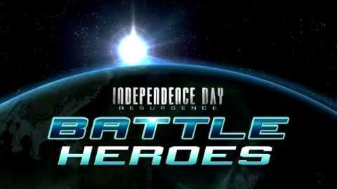 Independence Day Resurgence – Battle Heroes Launch Trailer