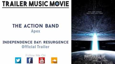 Independence Day Resurgence Official Trailer Music - (The Action Band - Apex) (Cover Version)