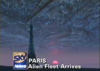 Paris Sky News