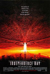 Independence day movieposter