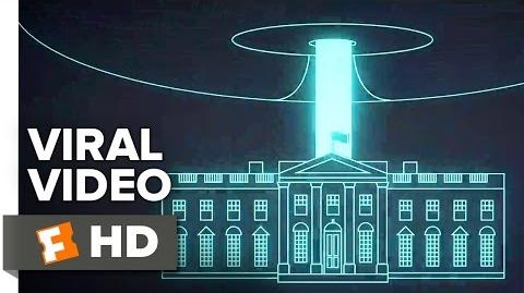Independence Day Resurgence VIRAL VIDEO - Hybrid Alien Technology (2016) - Jeff Goldblum Movie HD