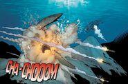 Submarine destruction