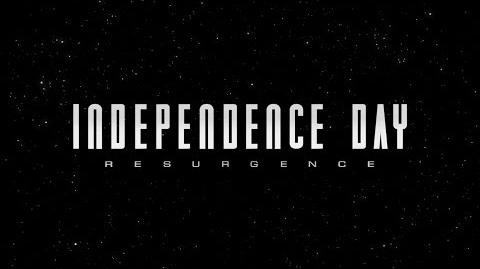 Independence Day Resurgence title card