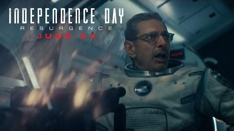 "Independence Day Resurgence ""They're Coming Back"" TV Commercial 20th Century FOX"