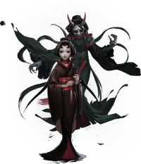 Geisha Transparent
