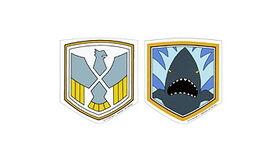New emblems