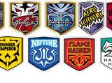 MTB Emblems