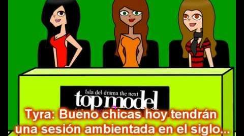 Isla del drama the next top model Ciclo 3 Episodio 3