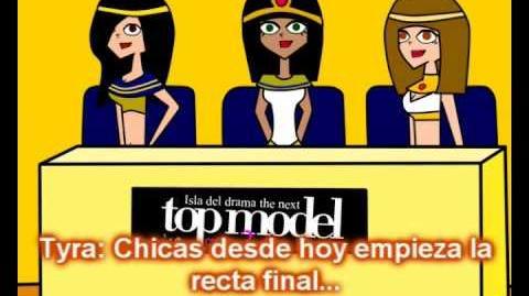 Isla del drama the next top model Ciclo 3 Episodio 9