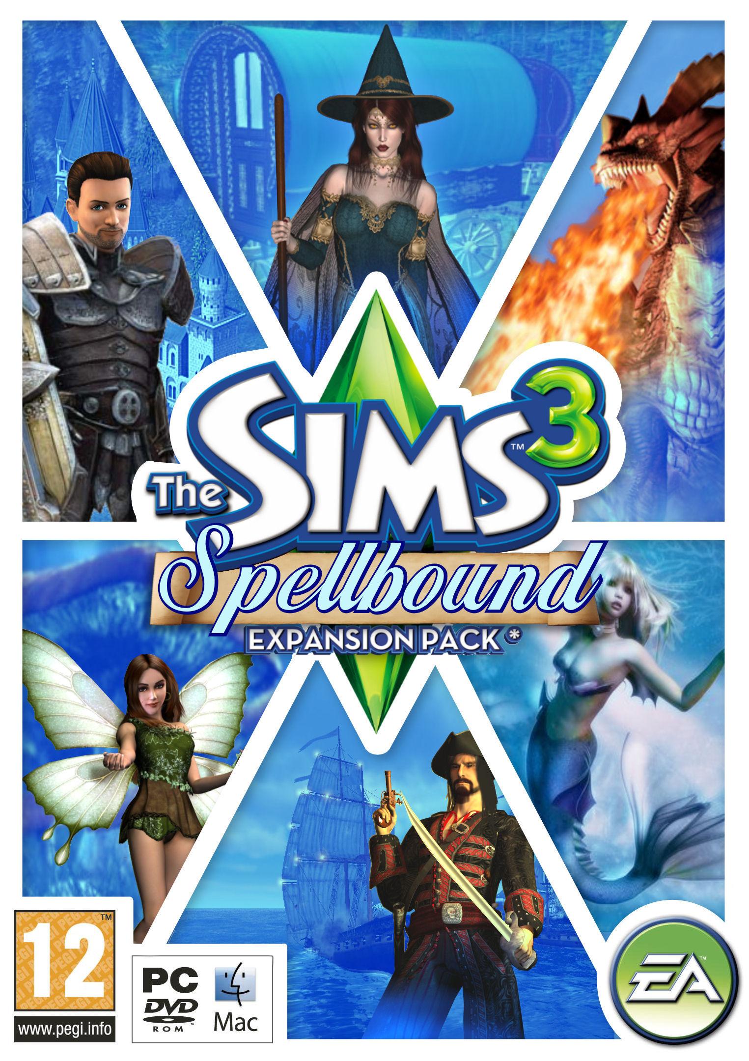 The Sims 3 Spellbound   Idea fanfiction Wiki   FANDOM