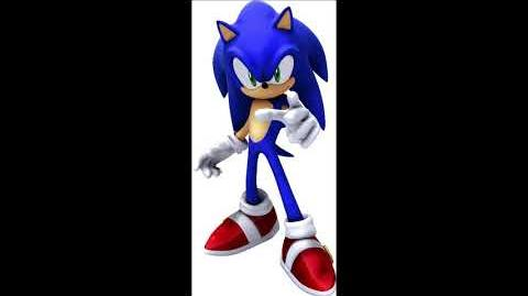 Sonic The Hedgehog 2006 - Sonic The Hedgehog Voice Sound
