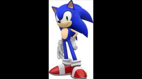 Sonic The Hedgehog (2006) - Sonic The Hedgehog Voice