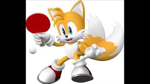 Mario & Sonic at the London 2012 Olympic Games - Miles ''Tails'' Prower Voice Sound