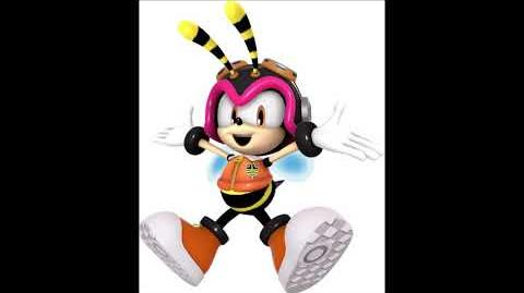 Sonic Party 10 - Charmy Bee Voice Sound