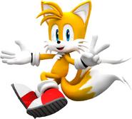 02 Tails S3D