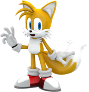Tails the fox first tails render by modernlixes-darmvh5