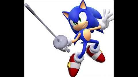 Mario & Sonic at the London 2012 Olympic Games - Sonic The Hedgehog Voice Sound