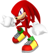 Sonic Legacy Knuckles