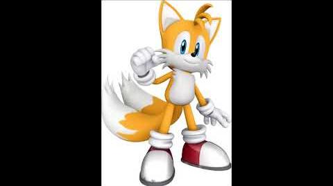 Sonic Party 10 - Miles ''Tails'' Prower Voice Sound