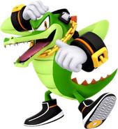 Sonic Legacy Vector