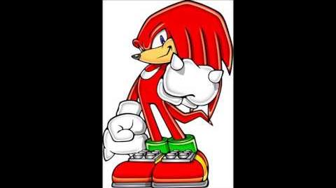 Sonic Advance - Knuckles The Echidna Voice