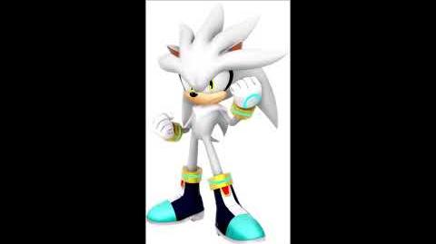 Sonic Party 10 - Silver The Hedgehog Voice Sound
