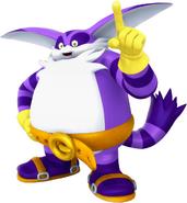 Sonic Legacy Big