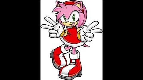 Sonic Adventure 2 - Amy Rose Unused Voice Sound