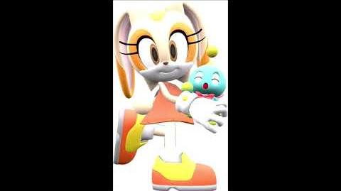 Sonic Party 10 - Cream The Rabbit Voice Sound