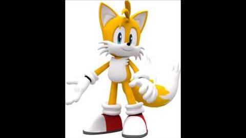 Sonic The Hedgehog (2006) - Miles ''Tails'' Prower Voice